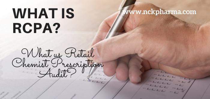 Retail Chemist Prescription Audit