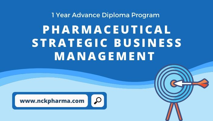 pharma strategic management course