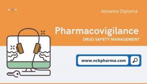 pharmacovigilance course