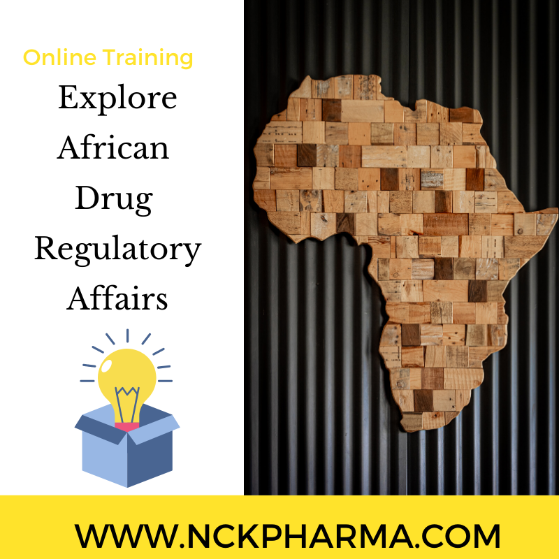 African Drug Regulatory Affairs