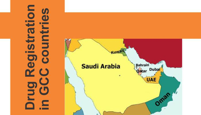 drug registration in gcc countries