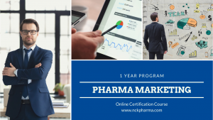 pharma marketing course by nckpharma