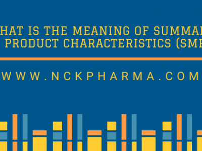 What is the meaning of summary of product characteristics SmPC