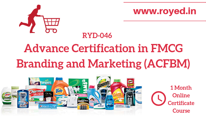FMCG branding and marketing