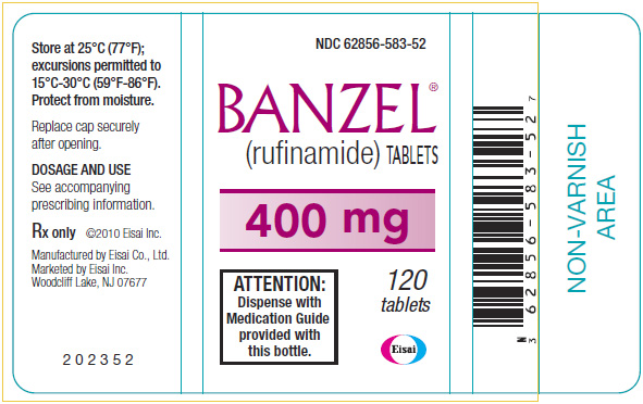 NCK Pharma » Eisai got Approval for Antiepileptic Drug Banzel ...