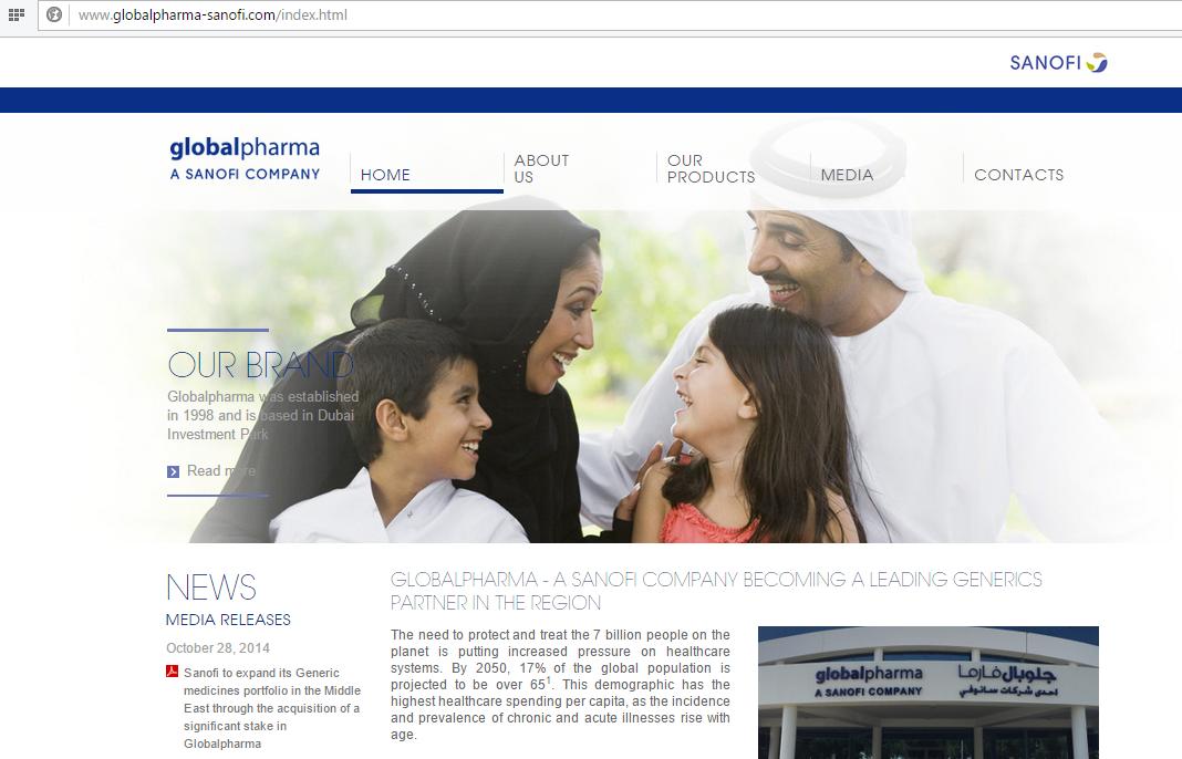 Global Pharma - Sanofi Company