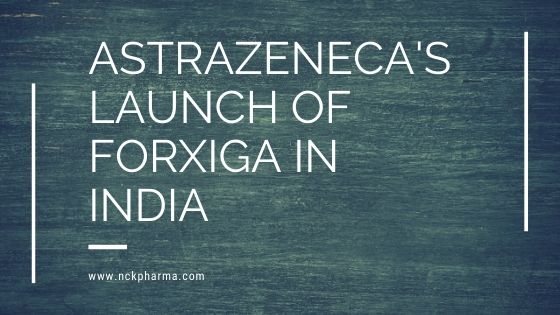 AstraZeneca's launch of Forxiga in India