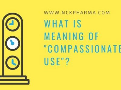 What is meaning of compassionate use