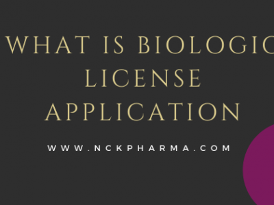 What is Biologic License Application