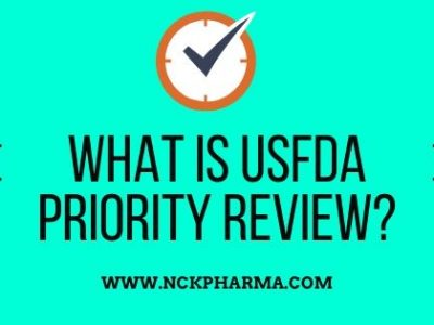 What is USFDA Priority Review
