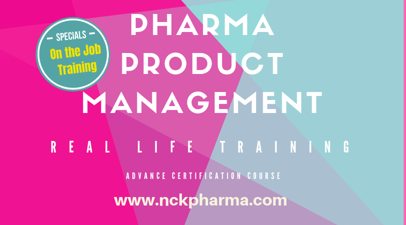 ONLINE COURSE IN PHARMA AT WWW.NCKPHARMA.COM