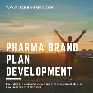 Brand Plan development by nckpharma