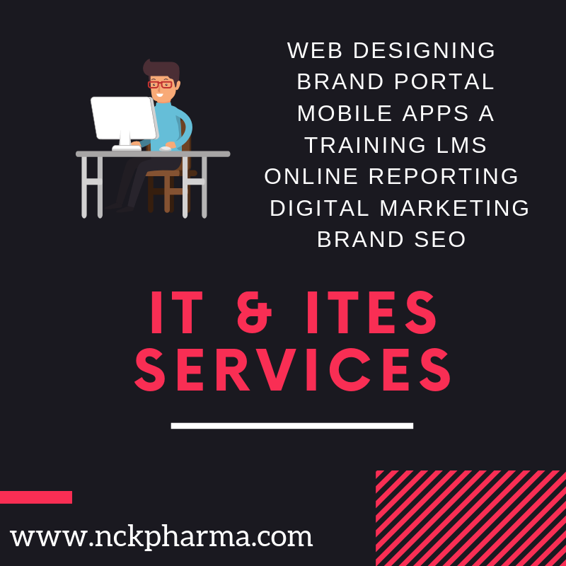 IT services by nckpharma