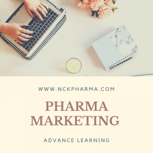 Pharma marketing course at nckpharma