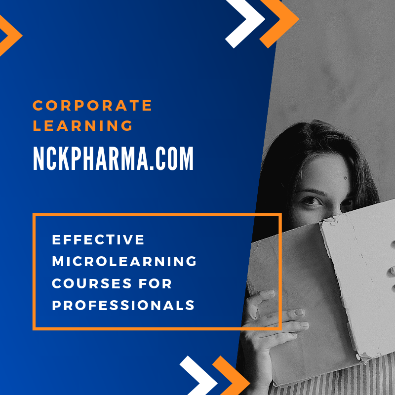 Pharma Microlearning Corporate Training