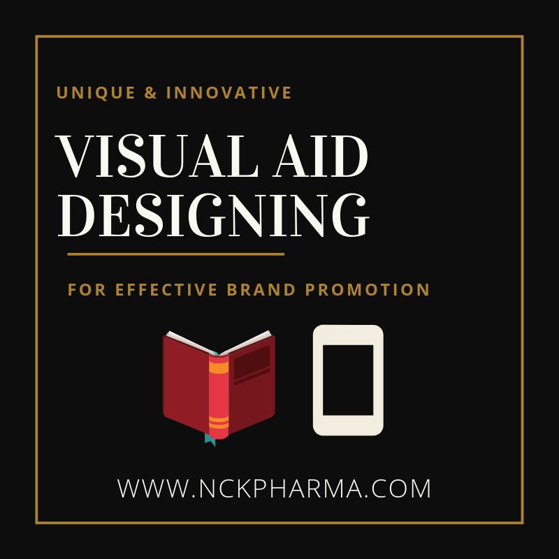 Pharma Visual aid designing by nckpharma