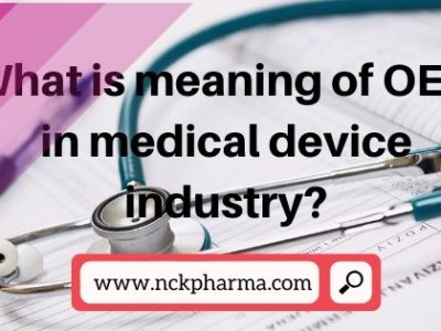 What is meaning of OEM in medical device industry?