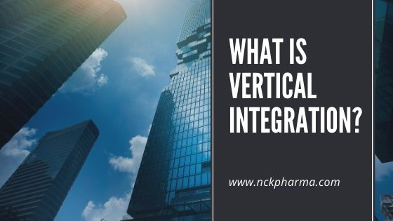 What is vertical integration?