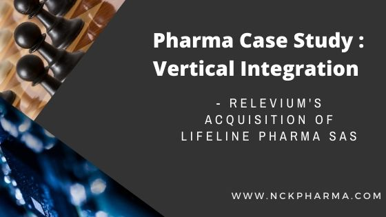 vertical integration case study in pharmaceutical industry