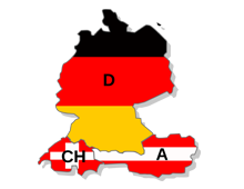 What are DACH region? Which countries are part of DACH region? • NCK Pharma