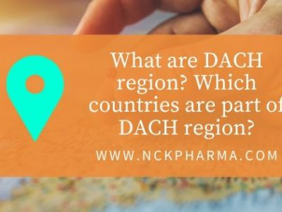 What are DACH region? Which countries are part of DACH region?