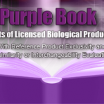 what is USFDA purple book