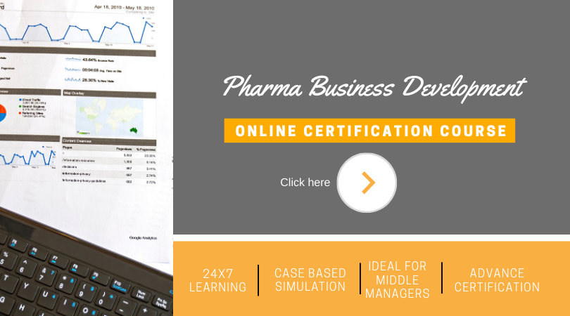 leading pharma BD course by nckpharma