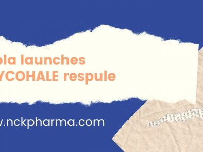 Cipla launches GLYCOHALE respule