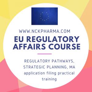 EU drug regulatory affairs