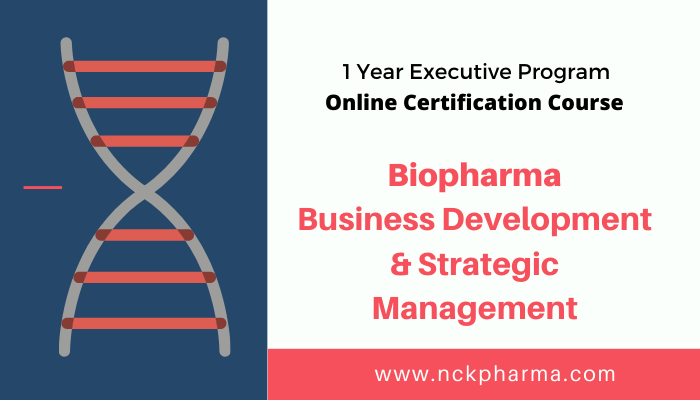 biopharma strategic management and business development
