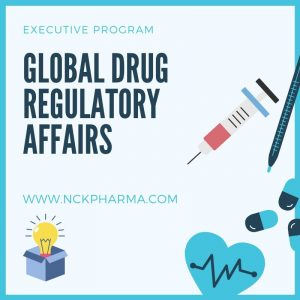 global drug regulatiry affairs
