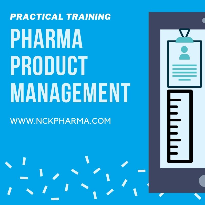 pharma product management