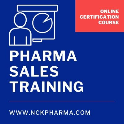 pharma sales training