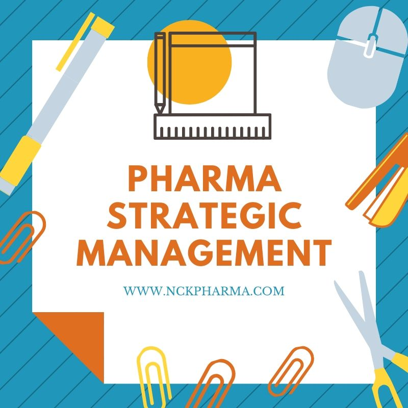 pharma strategic management