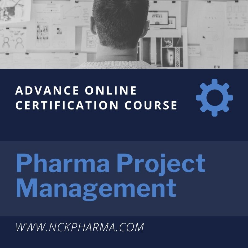 pharma project management