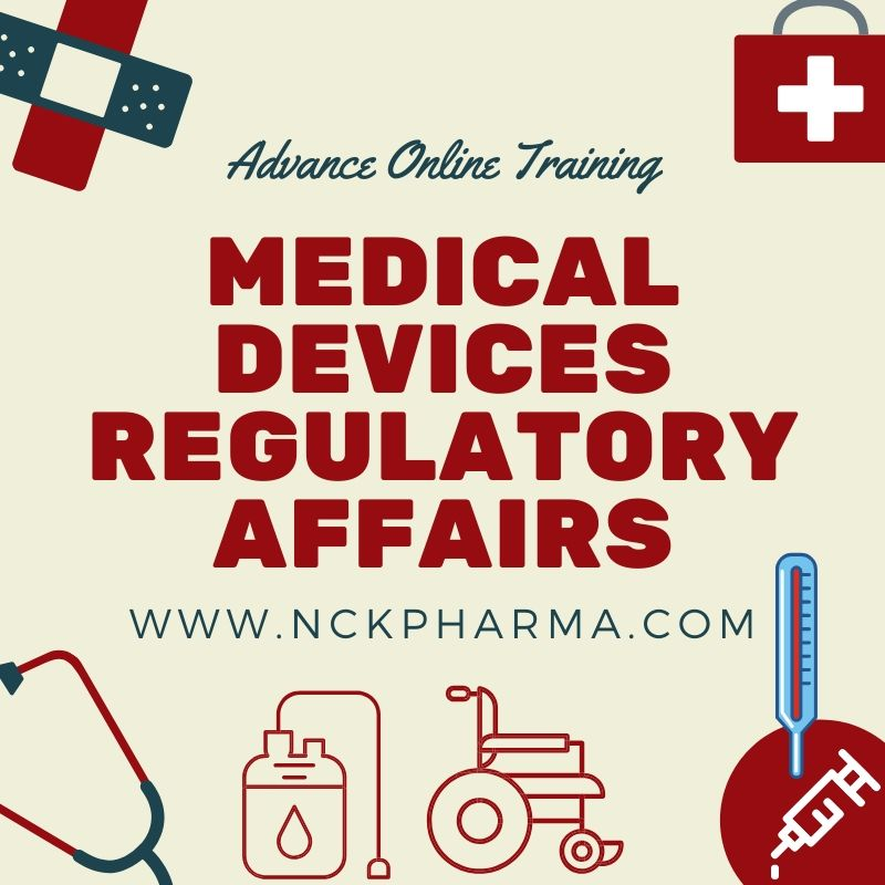 Regulatory Affairs Medical Devices Training