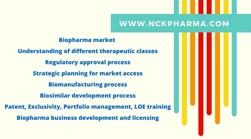 biopharma regulatory strategic management course