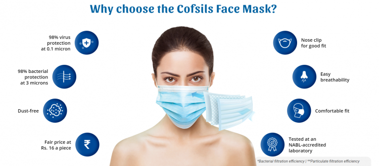 cofsils facemask