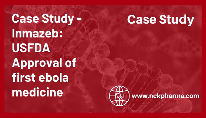 Inmazeb USFDA Approval of first ebola medicine