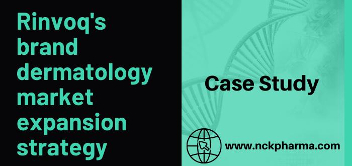 Rinvoq's brand Dermatology market expansion strategy