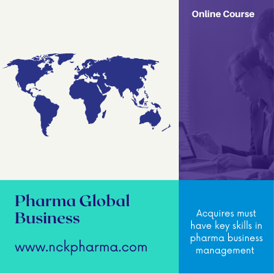Pharma global business course