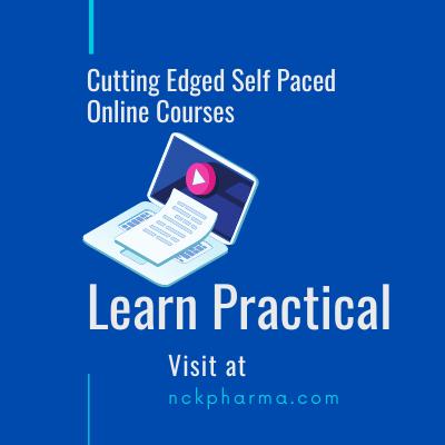 nckpharma practical courses